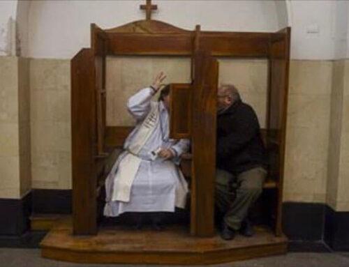 """""""Padre, he cometido tantas veces este pecado que yo creo que ya ni es pecado""""."""
