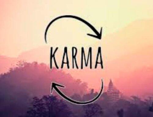 """""""Padre ¿puede un cristiano creer en el karma?""""."""